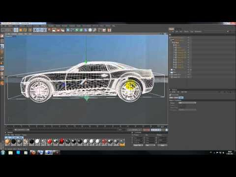Cinema 4D Drive plugin Tutorial