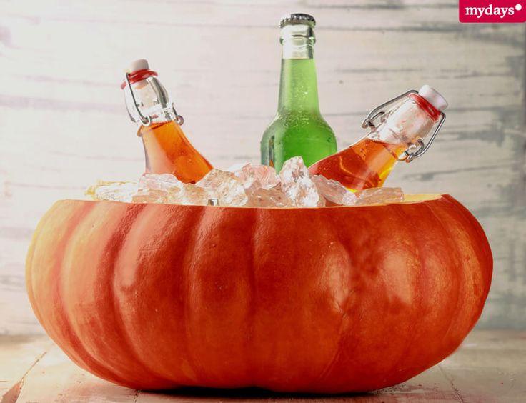 Du schmeißt eine coole Party an Halloween und suchst noch nach gruseligen Snacks für deine Gäste? Ob teuflischer Liebesapfel, Würmer-Schokoladenpudding oder ein kotzender Kürbis - wir haben für Dich einige Rezepte, die Du ganz schnell und einfach nachmachen kannst!