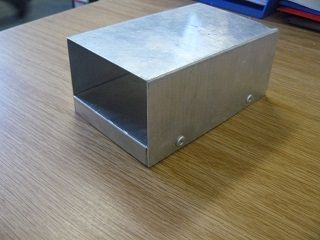 Delice Wall Bracket 150mm Length x 65mm Height x 90mm Width GU10 Lamphodler Up and Down Any Colour