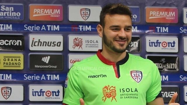Cagliari Calcio: presentato il portiere Gabriel Vasconcelos Ferreira