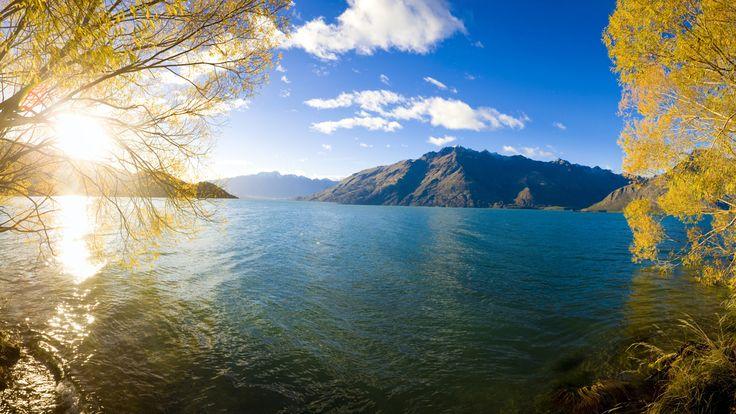 Njut av naturen i Nya Zeeland!