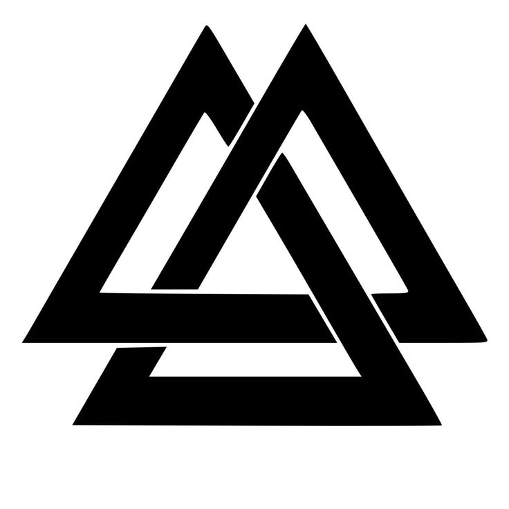 For your consideration is a die-cut vinyl Valknut decal available in multiple sizes and colors. Vinyl decals will stick to any smooth clean surface including glass, walls, laptops, phones, cars, and b