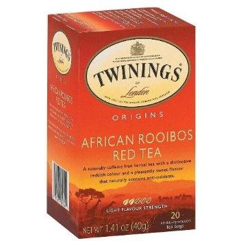 Twinings african rooibos red tea