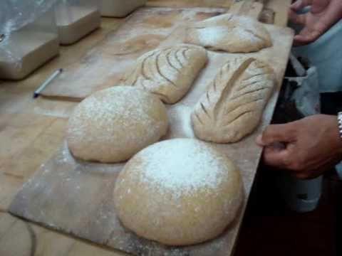 zdobení chleba