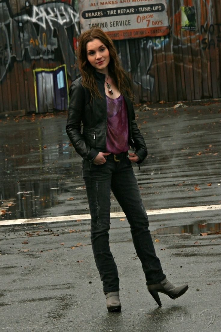Or I could do these boots from one of the earlier seasons. I've got options. This is a new feeling. (What am I talking about, Effie Trinket.) (Meg Masters, Supernatural)