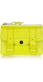 Proenza SchoulerPS1 Small leather pouch