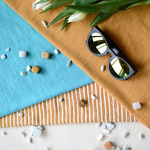 Flamé, Toffee | NOSH Fabrics Spring & Summer 2016 Collection - Shop at en.nosh.fi | Kevään 2016 malliston kankaat saatavilla nyt nosh.fi