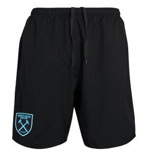 2017 Cheap Shorts West Ham United Away Replica Football Shirt [AFC289]