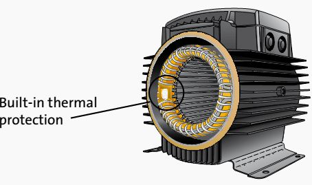 17 best images about motor on pinterest nameplate for Electric motor thermal protection