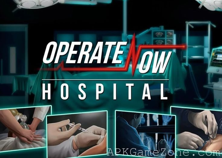 Operate Now: Hospital : Money/Gold Hearts Mod : Download APK