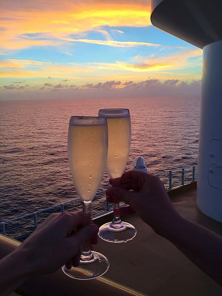 Roses are red,  Violets are blue,  Nothing says I love you like a nice long cruise.  3 Romantic Vacation Ideas for you and your favorite person!