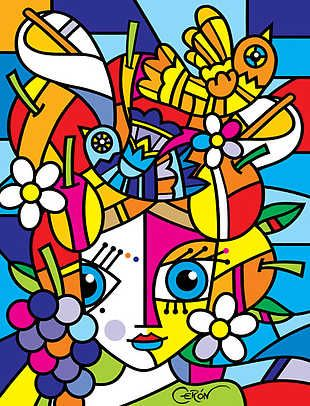 dibujos de pop art - Buscar con Google