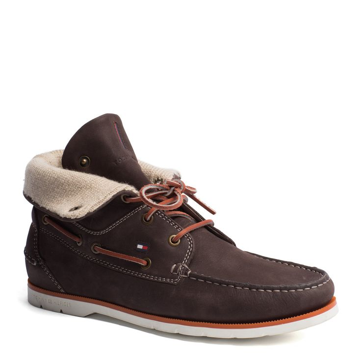 Tommy Hilfiger Holiday Looks 2013 Cain Boot #tommyhilfiger #menswear #Holidays2013