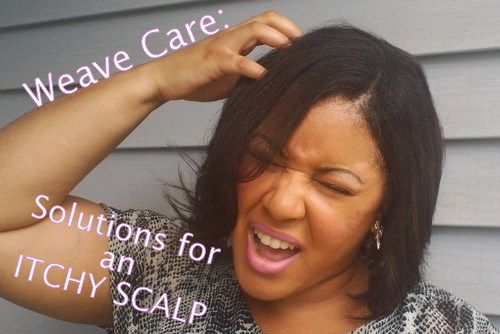 Suffering from an itchy scalp is one of the most miserable feelings when you're wearing a weave; find out how to relieve yourself!
