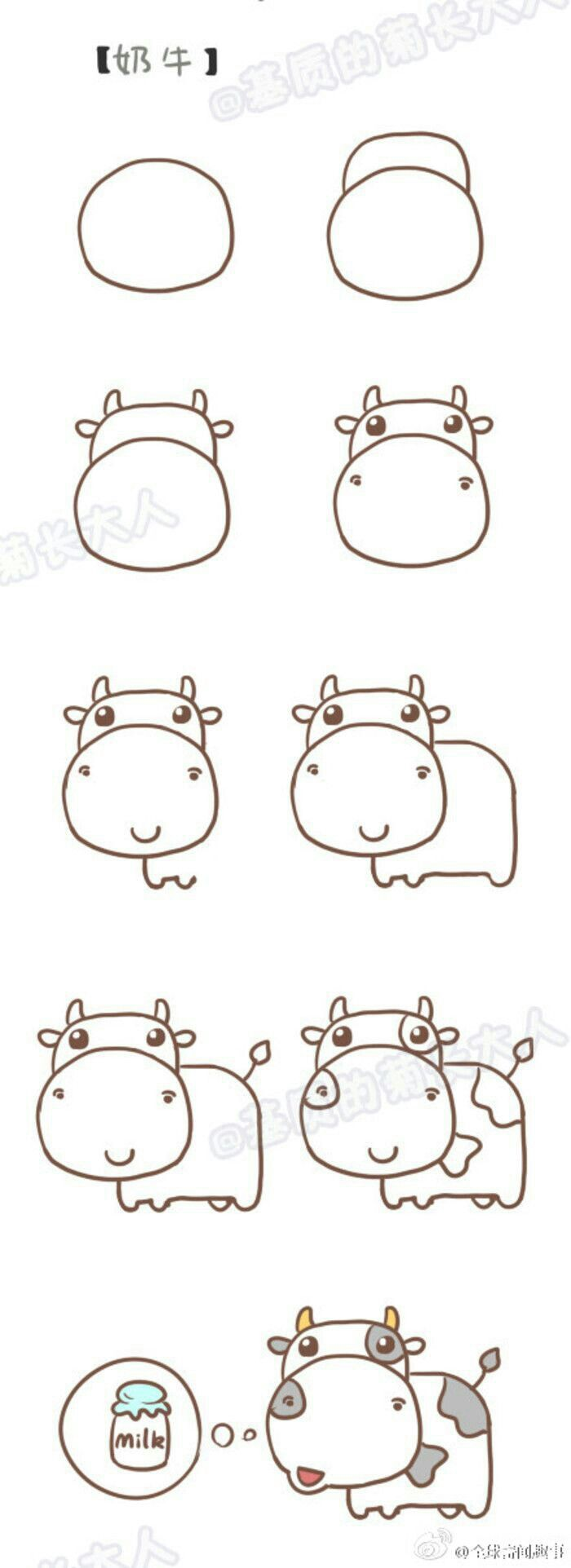 best crafty images on pinterest draw animals easy designs to