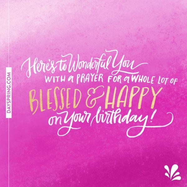 Blessed & Happy