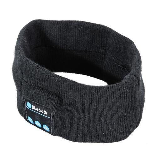 Soft Warm Sports Headband with Wireless Bluetooth Stereo Headset