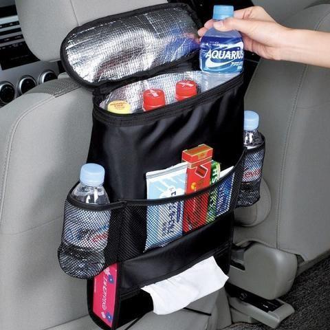 Portable Car Seat Bag Accessories Organizer Bags