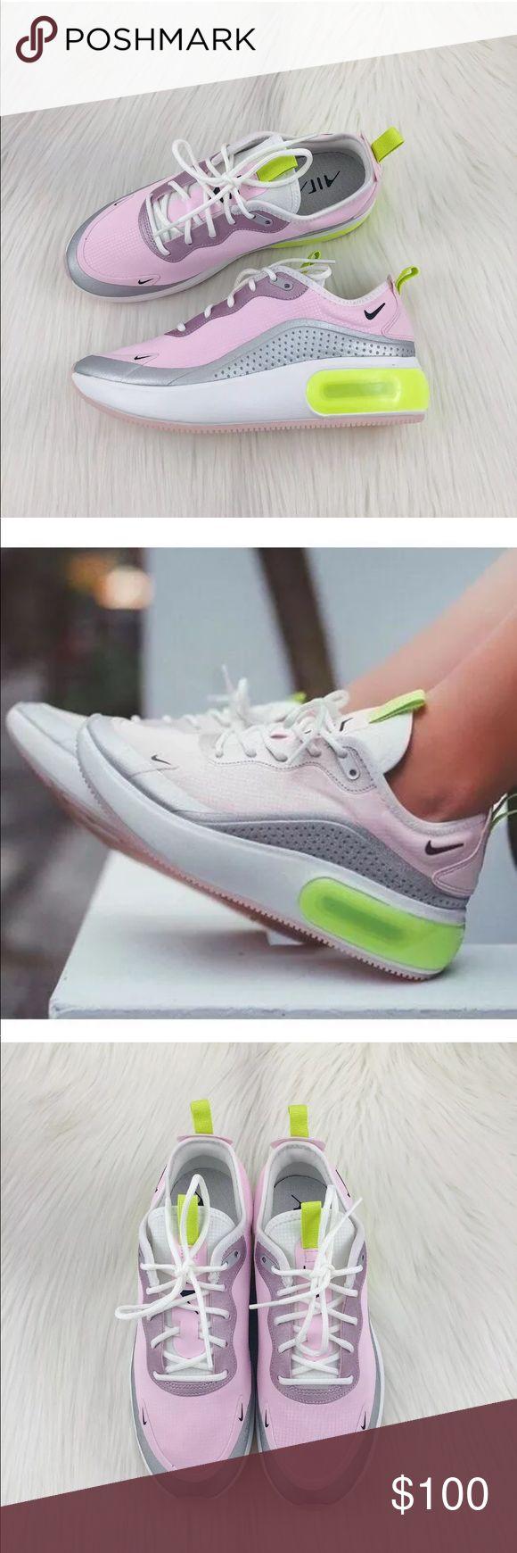 Women's Nike Air Max Dia Pink Foam Sneakers Women's Nike