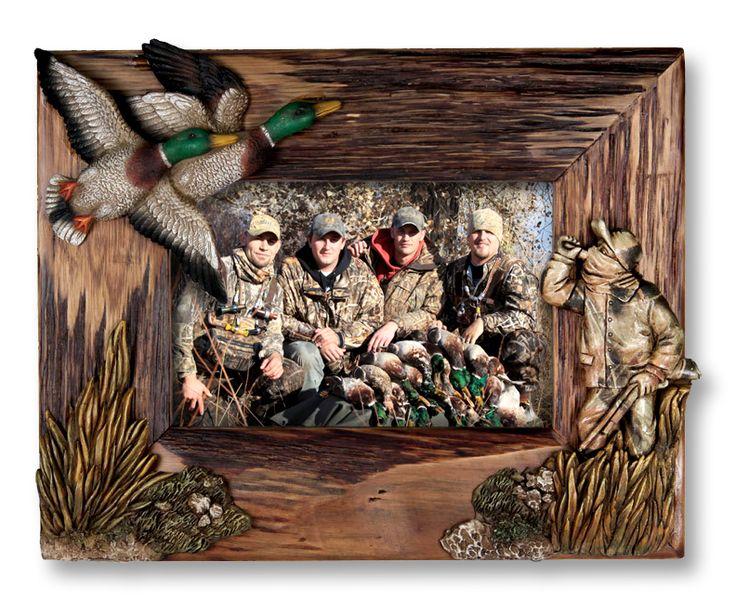 duck hunt 4x6 photo frame