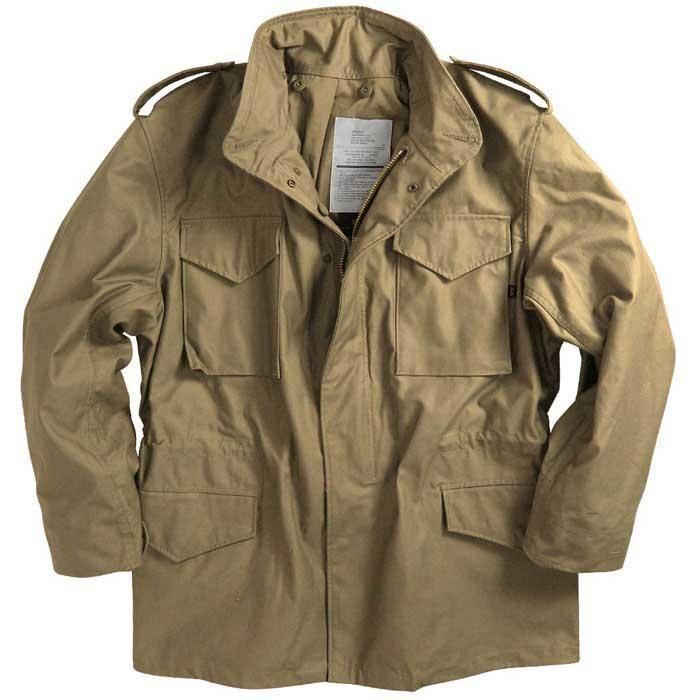 Alpha M 65 Men S Field Coat M65 Field Jacket Field Coat M65 Jacket