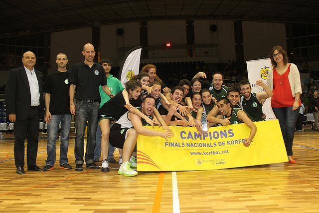 2013 National Catalan League Champion!