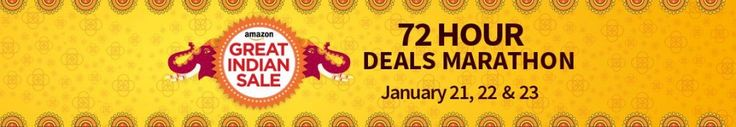 Amazon 22 January Offers and Deals : Amazon 22 January Great Indian Sale Offer - Best Online Offer