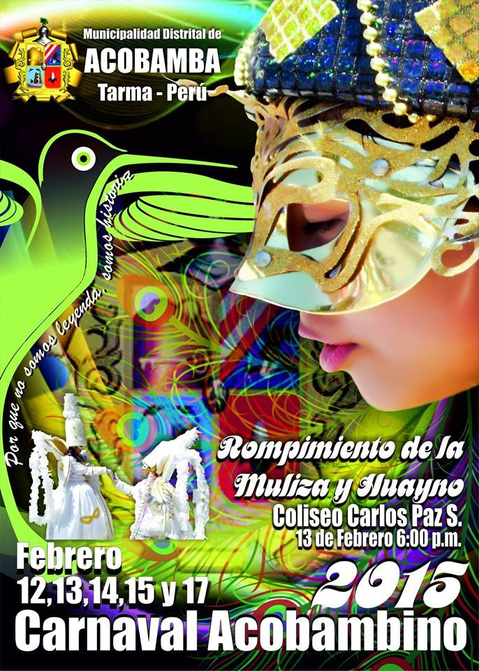 Carnaval Acobambino 2015