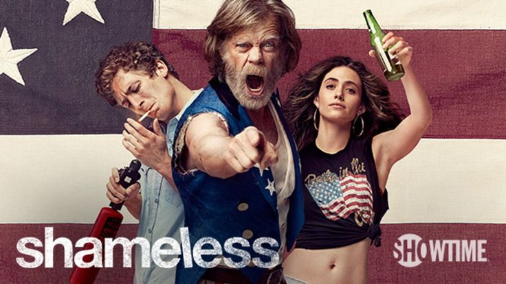 When single dad Frank Gallagher is not at the bar spending what little money he has, he's passed out on the floor. But his industrious kids have found ways to grow up in spite of him. Starring William H. Macy and Emmy Rossum.