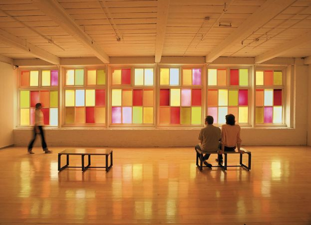 Best Color Installation Images On Pinterest Art Installations