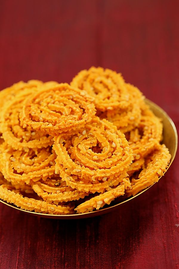 Never knew that we could bake Murukku (south Indian savory)!!!