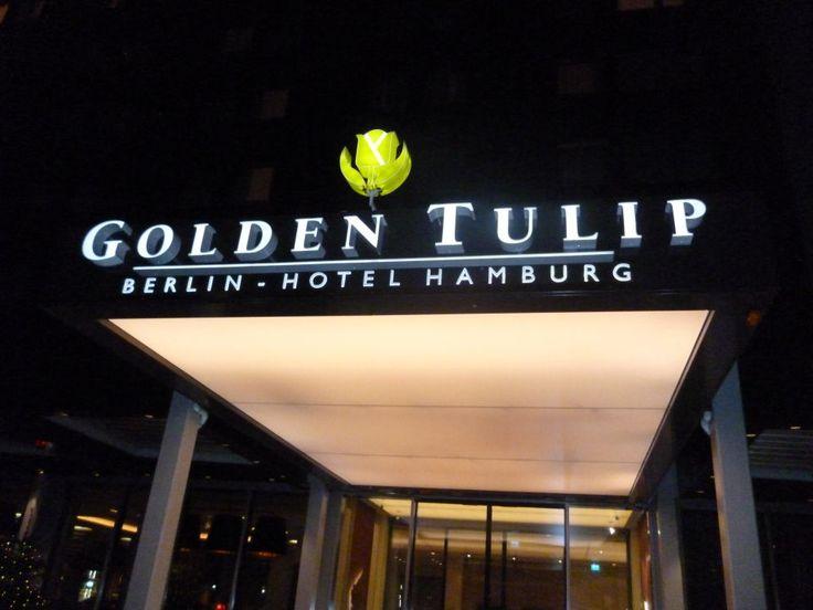 "Bild ""Hoteleingang"" zu Golden Tulip Berlin - Hotel Hamburg in Berlin-Charlottenburg-Wilmersdorf"