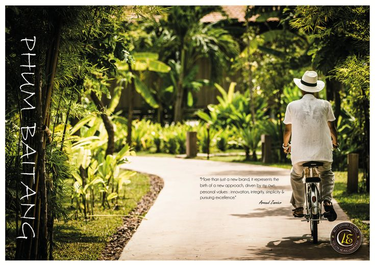 Cocotraie Issue 14 Phum Baitang Resort - Cambodia
