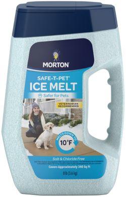 Morton Safe-T-Pet Ice Melt