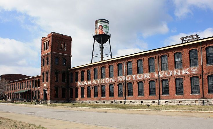 History of the Marathon Motor Works in Nashville, Tennessee