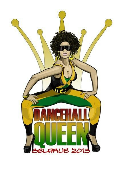 dancehall queen Get to know maxine walters, the world's foremost expert on dancehall signs, an  only-in-jamaica classic.