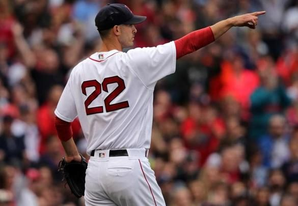 Red Sox draw inspiration from Patriots' comeback Rick Porcello had teammates over the watch Super Bowl LI, and they ended the game in awe.