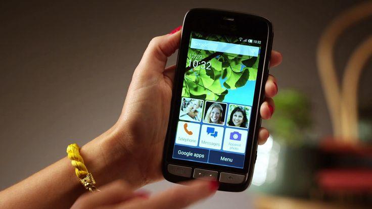 #Doro Liberto 820 - Un #smartphone #Android avec assistance intégré pour Seniors | Jean-Marie Gall.com