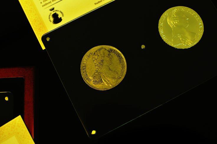 Zriedkavé numizmaty z čias Márie Terézie na unikátnej výstave na Bratislavskom hrade!