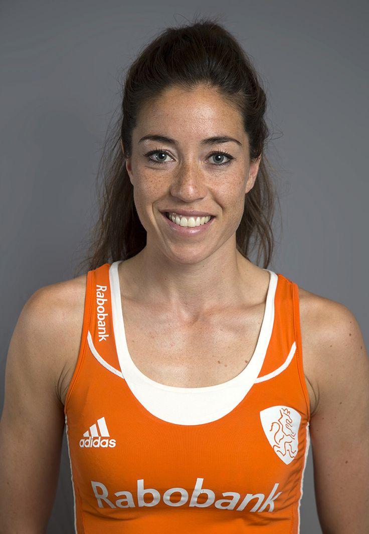 Oranje WK dames Naomi van As KS