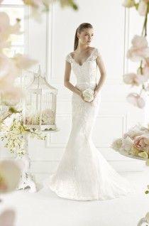Gali Dress Avenue Diagonal - Butterfly Code | Rochii de mireasa Butterfly Code | Wedding Dress Butterfly Code
