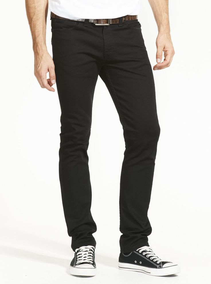 Levi's 510 Skinny Black Jean | Just Jeans