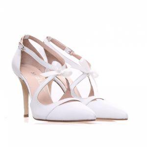 νυφικα παπουτσια sagiakos λευκά τα 6 πιο όμορφα
