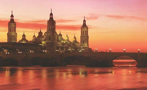 Basilica de El Pilar, Zaragoza, Spain