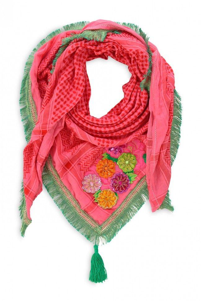 Izuskan sjaal