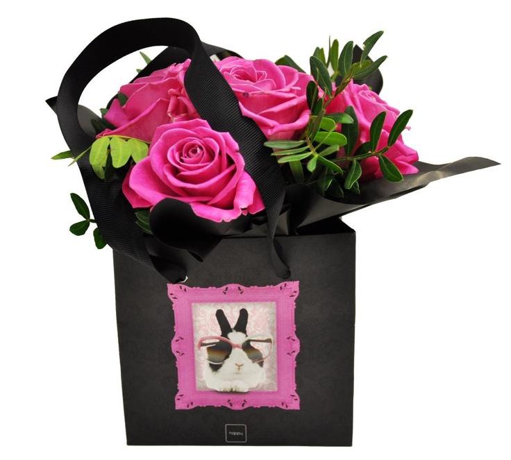 Pop n'Bag Lapin printanier disponible dans toutes les boutiques Happy  #cadeaux du #printemps