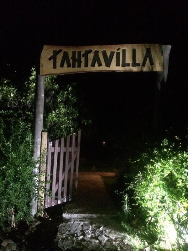 Çıralı Tahta Villa