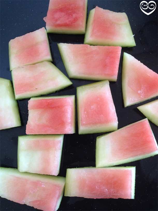 Watermeloen voor een mooie huid | Mascha's Beautyblog - Beautygloss.nl