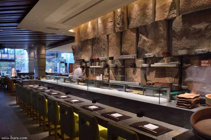Best 25 japanese restaurant interior ideas on pinterest for 4912 thai cuisine