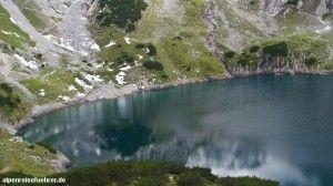Von #Ehrwald, #Tirol zur #Coburger Hütte im Westen der #Mieminger Kette, #Drachensee http://alpenreisefuehrer.de/oesterreich/tirol/von-ehrwald-tirol-zur-coburger-huette/?utm_source=pinterest&utm_medium=link&utm_term=tirol&utm_campaign=social